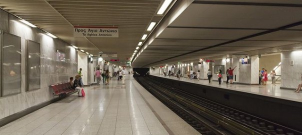 Greece-Metro-Syntagma-Line2-Station